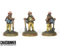Legends of the Old West - Golddigger