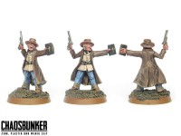 Legends of the Old West - Preacher Jacob