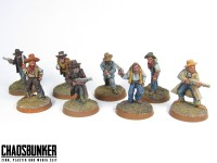 Legends of the Old West - Cowboys