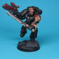 Deathwatch Space Marine Bruder-Captain Artemis