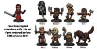 Warheads - Raucous Raiders