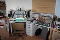Chaosbunker Arbeitsbereich