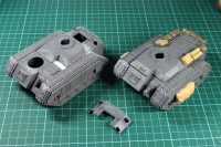 Anarchy Models - Tinnelton Tank Turret