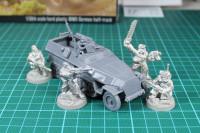 Bolt Action SdKfz 251