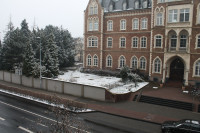 Schnee an Ostern