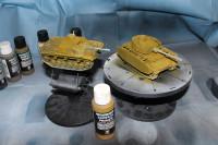Bolt Action - Panzer IV + StuG