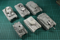 Bolt Action - Tank Scale