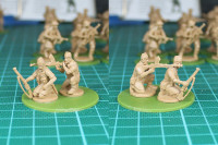 Perry Miniatures - 8th Army Desert Rats