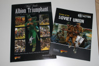 Albion Triumphant + Armies of Soviet Union
