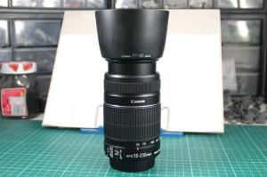 Canon EF 55-250mm IS II