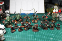 Khador - Paint in Progress
