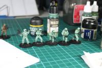 Hasslefree Miniatures - Hazmat Squad