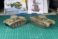 Paint in Progress - GB Tanks