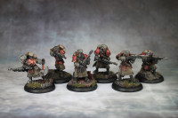 Khador Troopers