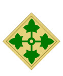 Bolt Action - 4th Inf Division