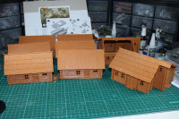 Pegasus Hobbies - Russian Houses