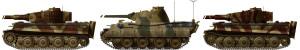 Tank Splinter Camo