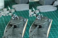 M4A3 Tank Commander