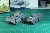Bolt Action - Panzer IV Ausf. H + SdKfz 234 Puma