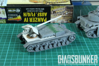Bolt Action - WT auf Pz IV