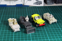 Matchbox - MBW 43 Willys Jeep