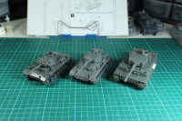 Rubicon Models - German Tank Family