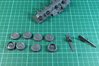 Bolt Action - Puma SdKfz 234/2 Armoured Car Bolt Action - Puma SdKfz 234/2 Armoured Car