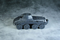 Bolt Action - Puma SdKfz 234/2 Armoured Car