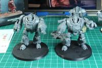 Inq28 - Adeptus Mechanicus Kastelan Robots