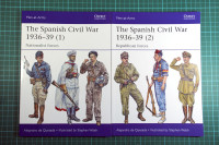 Osprey - Men at Arms Spanish Civil War