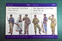Osprey - Men at Arms Spanish Civil War