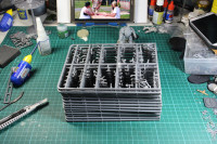 Bolt Action - Empty Sprues