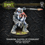 Privateer Press - Thagrosh Painter of Everblight