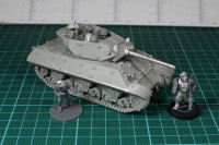 Bolt Action - M10 Tank Destroyer