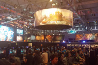 gamescom 2015 - Blizzard