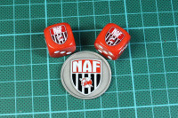 NAF Coin and Dice