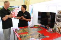 Pegasus Spiele Pressetag 2015