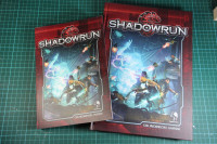 Shadowrun Books