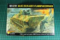 Bolt Action - SdKfz 251/16 Ausf. D Flammpanzerwagen