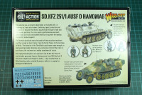 Bolt Action - SdKfz 251 Ausf D Hanomag