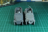 Bolt Action - SdKfz 251/1 Ausf D Hanomag