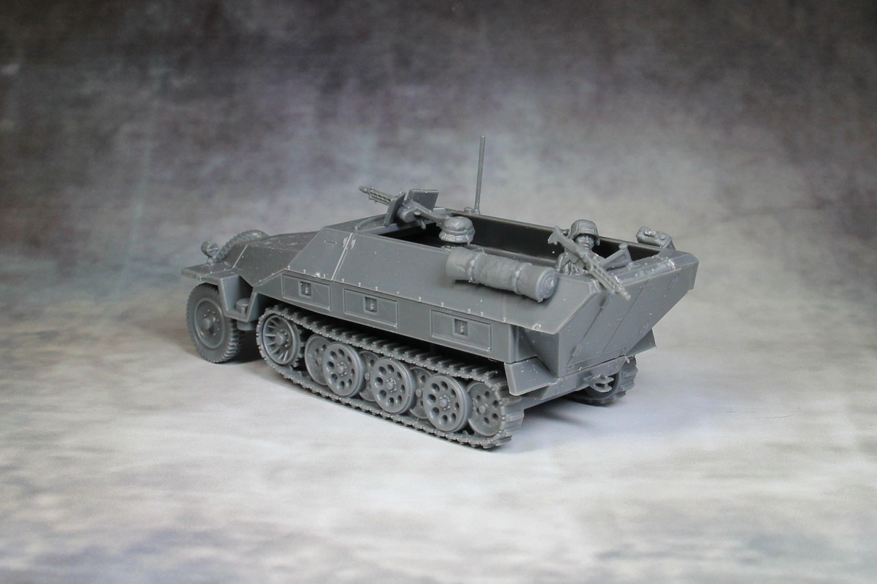SD.KFZ 251//1 AUSF C Hanomag Bolt Action