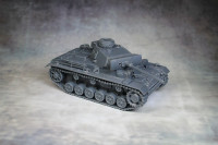 Bolt Action - Panzer III Ausf. J, L, M, N