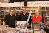 Internationale Spieltage SPIEL'15 - Fantasy Warehouse
