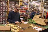 Internationale Spieltage SPIEL'15 - Fantasy Warehouse