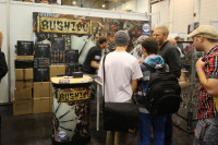 Internationale Spieltage SPIEL'15 - GCT Bushido