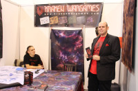 Internationale Spieltage SPIEL'15 - Kraken Wargames