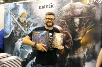 Internationale Spieltage SPIEL'15 - Mantic Games