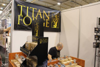 Internationale Spieltage SPIEL'15 - Titan Forge