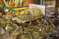 Internationale Spieltage SPIEL'15 - Warlord Games